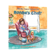 "NEW RELEASE ALERT! ""Nonna's Chair"" by Mirella Coacci van der Zyl"