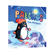 "NEW RELEASE ALERT! ""Patches the Penguin"" by Scott Kovack"