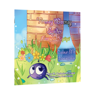 "NEW RELEASE ALERT! ""Teensy Weensy Spider"" by Mary M. Cushnie-Mansour!"