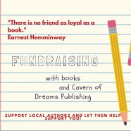 FUNDRAISING WITH BOOKS!