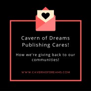 CAVERN OF DREAMS PUBLISHING CARES: Fundraiser in Support of NOVA VITA!