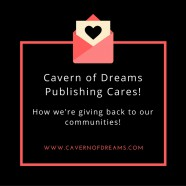 CAVERN OF DREAMS PUBLISHING CARES: Fundraiser in Support of NOVA VITA!